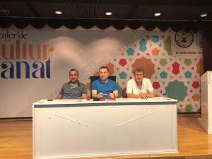 Esenler İlçe Başkanımız Sn. Mustafa Çiçek ile Buluştuk