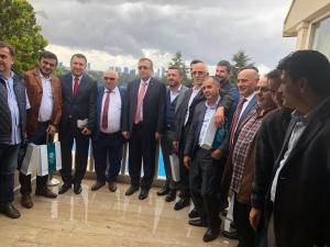 İstanbul Ticaret Odası'nın düzenlediği toplantıya katılım gerçekleştirdik.